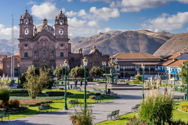 سفر به پرو peru