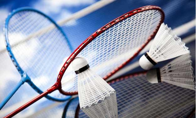 Badminton ورزش بدمینتون