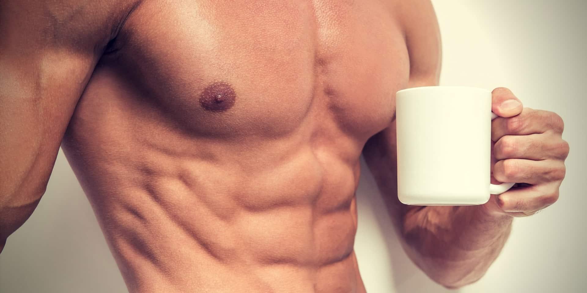 قهوه برای ورزشکاران و بدنسازان