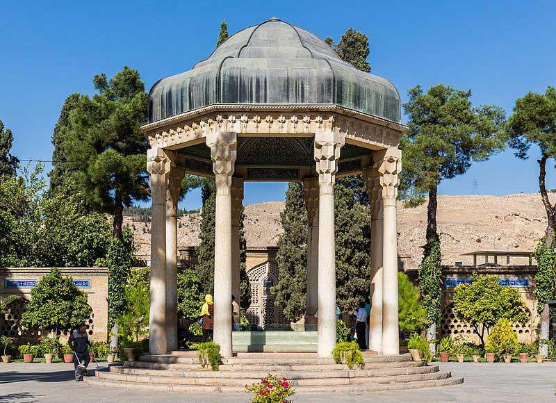 Tomb_of_Hafez آرامگاه حافظ