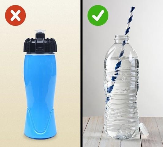 استفاده مجدد از بطری پلاستیکی