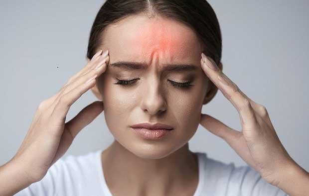 درمان سردرد شدید با روغن