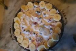 طرز تهیه کیک میوه ای ساده و خوشمزه