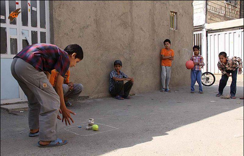 بازی های محلی