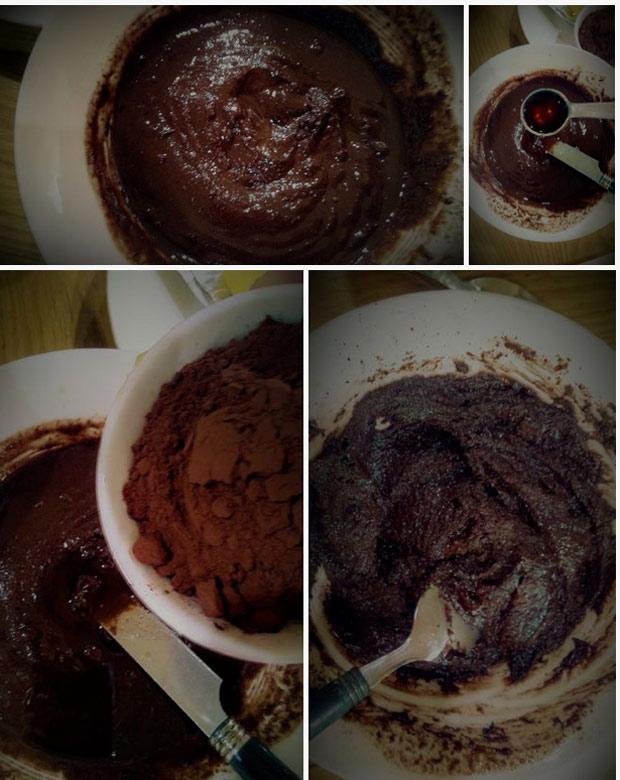 آموزش پخت کیک شکلاتی خوشمزه