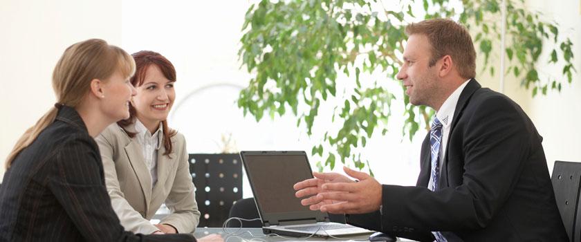 ایجاد رابطه با مشتری