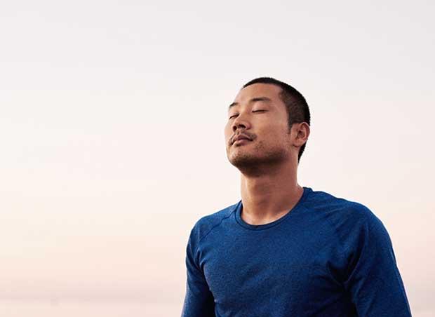 فوت وفن تنفس و مدیتیشن واسه آرامش مغز