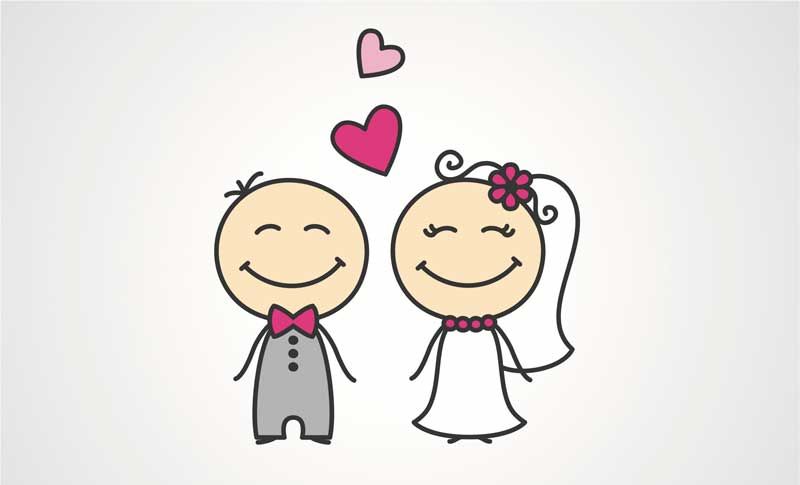 طالع بینی ازدواج سال 1399