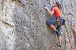 فواید صخره نوردی برای بدن