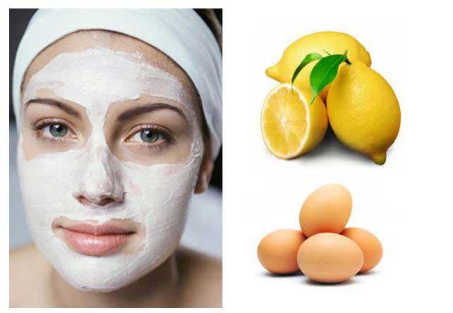 ماسک سفید کننده پوست صورت