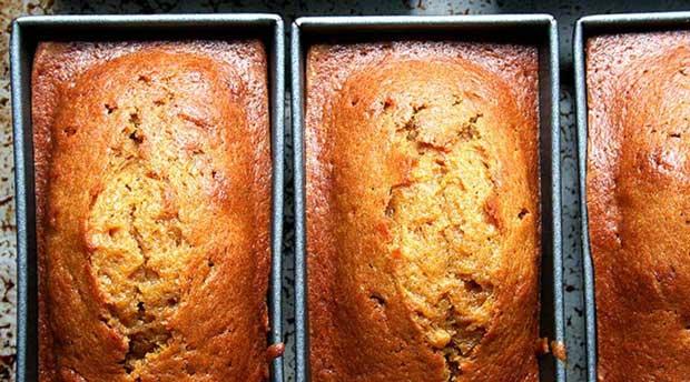 دستور تهیه کیک کدو حلوایی