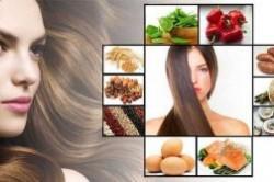 غذاهای ضد ریزش مو