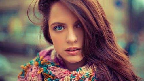 بهترین راه تغییر رنگ چشم به صورت طبیعی