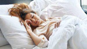 رابطه خواب و تناسب اندام