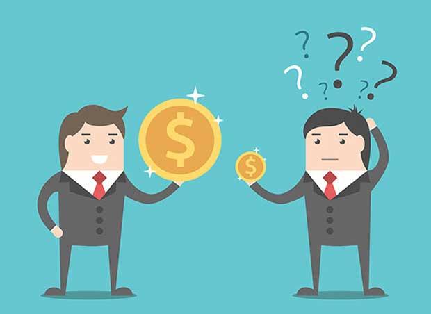 چگونه بدون حقوق زیاد پولدار شویم؟