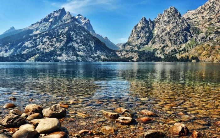 مناطق دیدنی دنیا با شفاف ترین آب