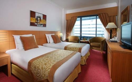 هتل نیهال پالاس دبی
