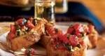 آموزش پخت کراستینی گوجه فرنگی
