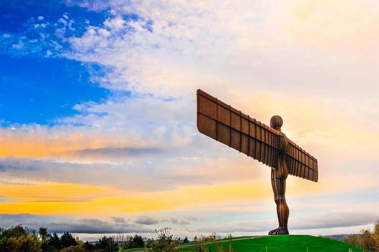 جاذبه های گردشگری انگلستان