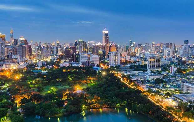 دیدنیهای تور بانکوک,پارک لومپینی