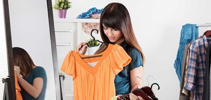 تعبیر خواب خرید لباس