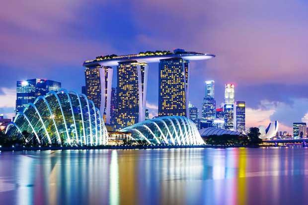 چه فصلی برای سفر به سنگاپور بهتر است