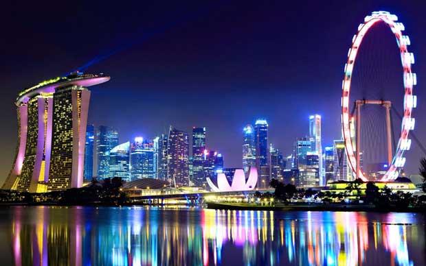 بهترین فصل گردشگری سنگاپور