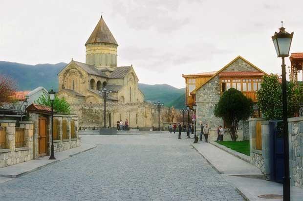 جاهای دیدنی گرجستان,متسختا