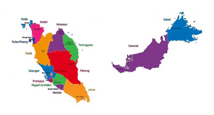 تور نوروز مالزی