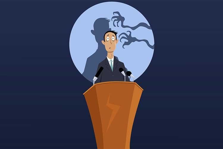 اضطراب سخنرانی در جمع