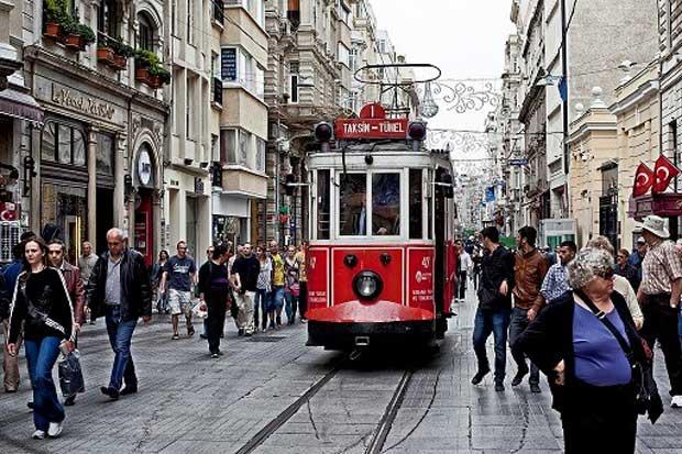 استانبول برترین مقصد ایرانیان
