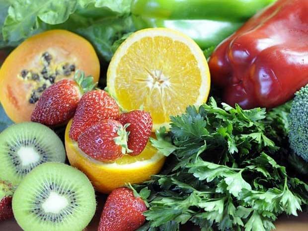 مواد غذایی سرشار از ویتامین سی