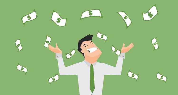 15 شغل برای میلیونر شدن در 5 سال