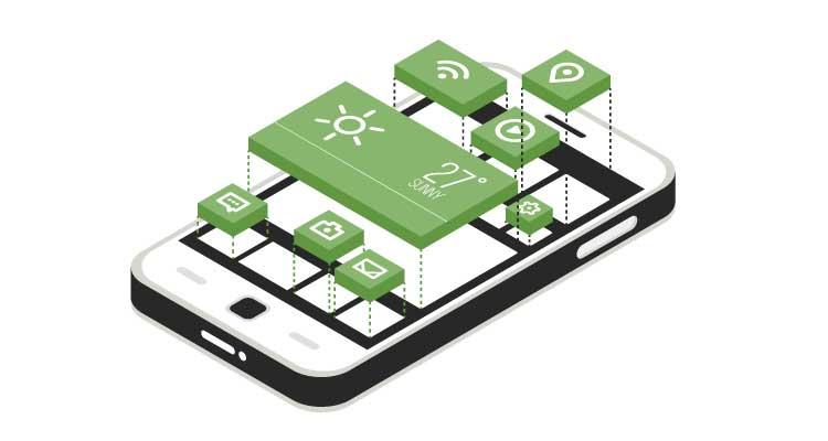 پولدار شدن با توسعه اپ موبایل