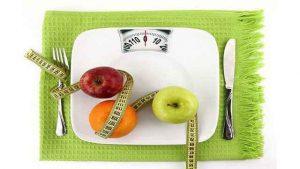 شمارش کالری روزانه برای کاهش وزن