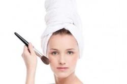 آموزش آرایش فوری صورت