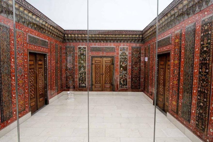 موزه های دنیا با آثار ایرانی