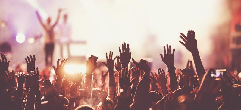مزایای کنسرت رفتن