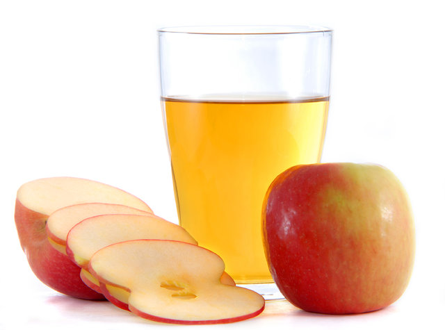 سرکه سیب و کم خونی