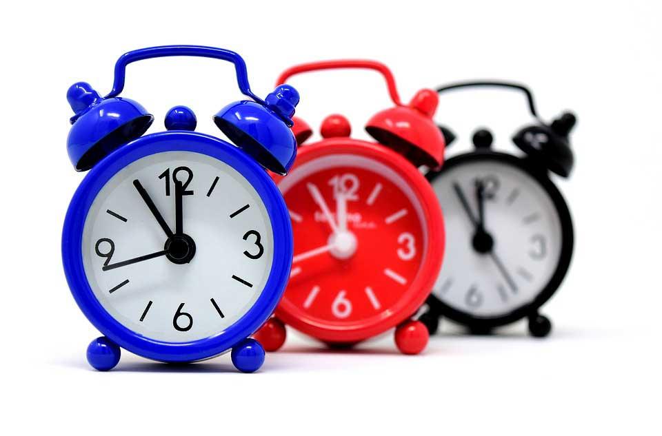 زمانی را به استراحت اختصاص دهید