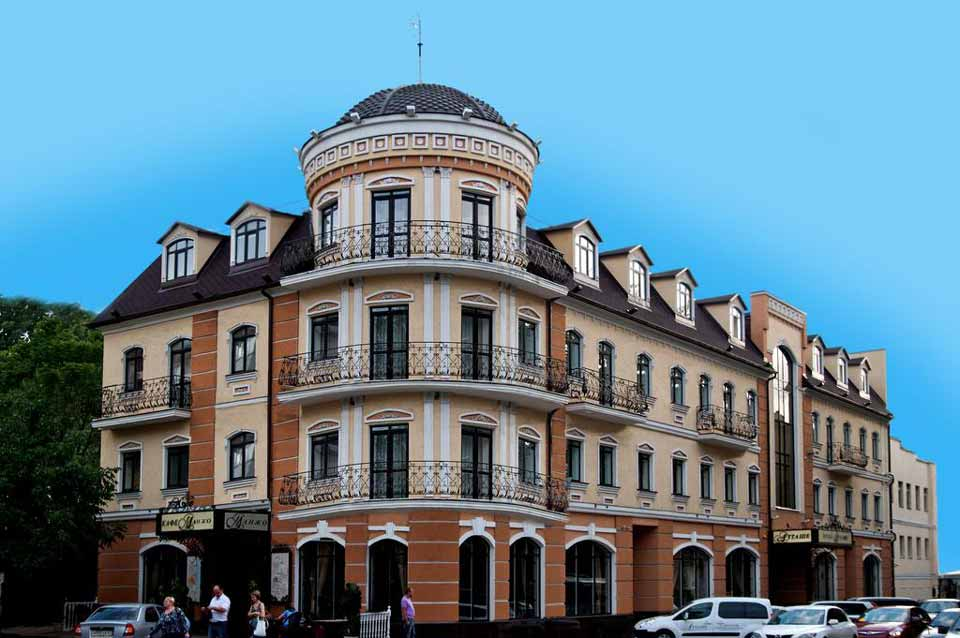 هتل Attache شهر روستوف