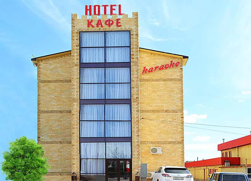 هتل Gold ولگوگراد
