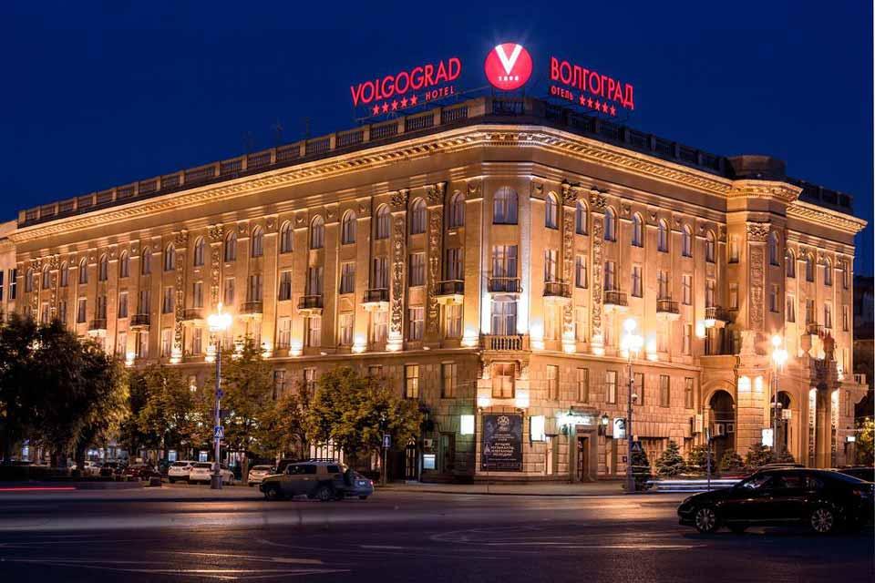 هتل Volgograd