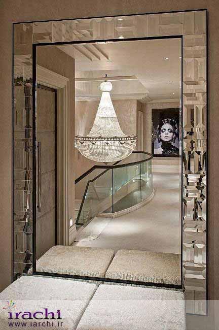 آینههای تزئینی