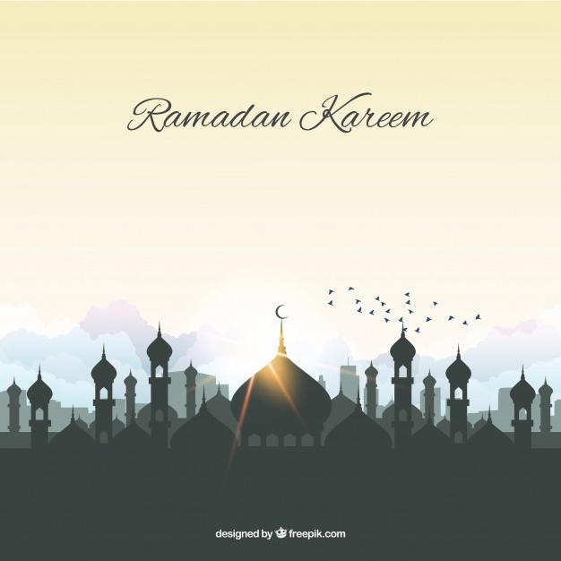 عکس زیبا برای پروفایل رمضان