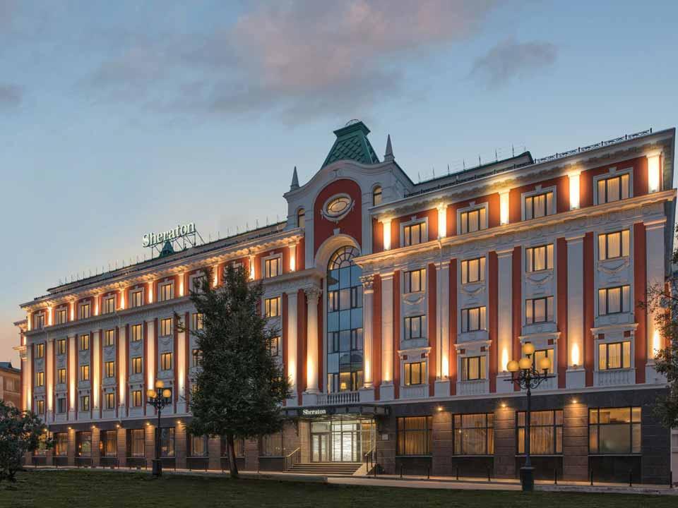 هتل  Sheraton