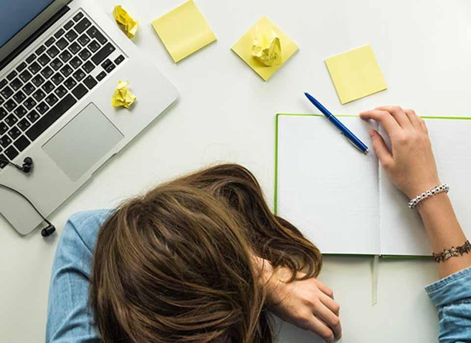 استرس و اضطراب کارآفرینی