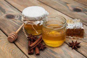کاهش وزن با دارچین و عسل