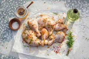 آشپزی با گوشت مرغ