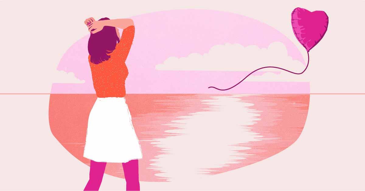چگونه درد شکست عشقی را تحمل کنیم؟